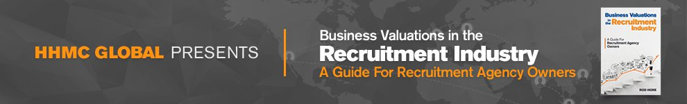 Ebook Business Valuations in the Recruitment Industry